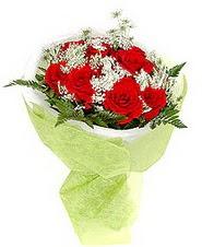 Manisa çiçek online çiçek siparişi  7 adet kirmizi gül buketi tanzimi