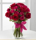 21 adet kırmızı gül tanzimi  Manisa çiçek gönderme