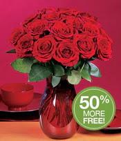 Manisa cicekciler , cicek siparisi  10 adet Vazoda Gül çiçek ideal seçim