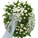 son yolculuk  tabut üstü model   Manisa çiçek yolla