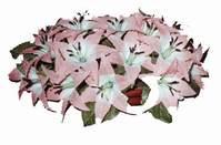 yapay karisik çiçek sepeti   Manisa kaliteli taze ve ucuz çiçekler