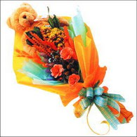 ayicik gül ve kir çiçekleri   Manisa kaliteli taze ve ucuz çiçekler