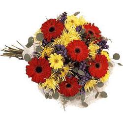 karisik mevsim demeti  Manisa çiçek gönderme
