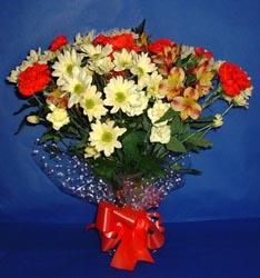 Manisa çiçek mağazası , çiçekçi adresleri  kir çiçekleri buketi mevsim demeti halinde