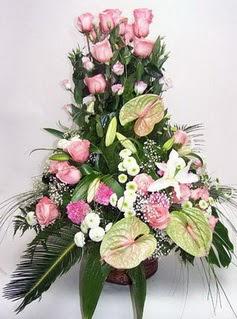 Manisa çiçek servisi , çiçekçi adresleri  özel üstü süper aranjman