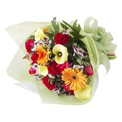 karisik mevsim buketi   Manisa çiçek siparişi vermek