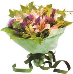 karisik mevsim buketi anneler günü ve sevilenlere  Manisa kaliteli taze ve ucuz çiçekler