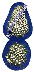 Manisa hediye çiçek yolla  2,2 m. Boyunda tek katli ayakli sepet.