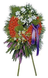 Manisa çiçek yolla  cenaze çelengi
