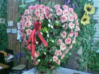 Manisa 14 şubat sevgililer günü çiçek  SEVDIKLERINIZE ÖZEL KALP PANO