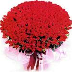 Manisa çiçek siparişi vermek  1001 adet kirmizi gülden çiçek tanzimi