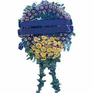 Cenaze çelenk , cenaze çiçekleri , çelengi  Manisa hediye çiçek yolla