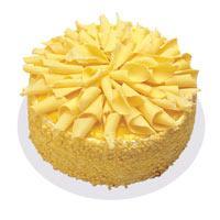 Muzlu pasta 4 ile 6 kisilik yas pasta  Manisa anneler günü çiçek yolla