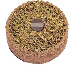Krokanli 4 ile 6 kisilik yas pasta leziz  Manisa 14 şubat sevgililer günü çiçek