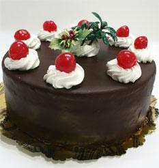 4 ile 6 kisilik yas pasta çikolatali taze pastaci  Manisa çiçek , çiçekçi , çiçekçilik