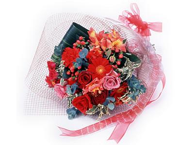 Karisik buket çiçek modeli sevilenlere  Manisa çiçekçi telefonları