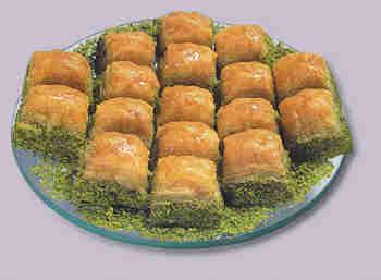 pasta tatli satisi essiz lezzette 1 kilo fistikli baklava  Manisa çiçek yolla , çiçek gönder , çiçekçi