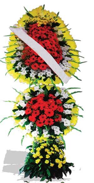 Dügün nikah açilis çiçekleri sepet modeli  Manisa uluslararası çiçek gönderme