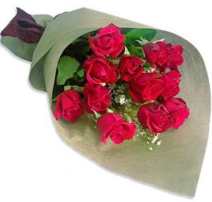 Uluslararasi çiçek firmasi 11 adet gül yolla  Manisa çiçek siparişi sitesi