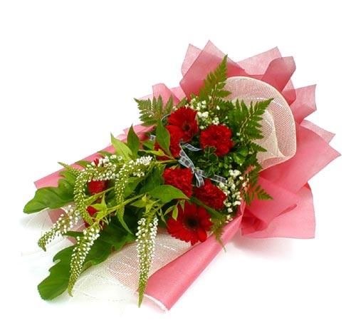 Karisik çiçek buketi mevsim buket  Manisa güvenli kaliteli hızlı çiçek