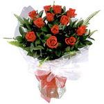 Manisa çiçek online çiçek siparişi  9 adet güzel bir gül buketi