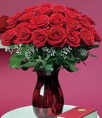 Manisa hediye çiçek yolla  11 adet Vazoda Gül sevenler için ideal seçim