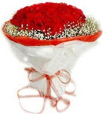 Manisa online çiçekçi , çiçek siparişi  41 adet kirmizi gül buketi