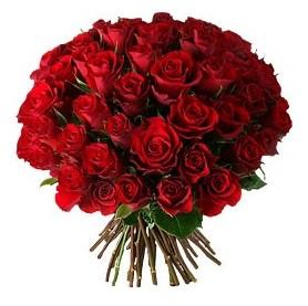 Manisa çiçek online çiçek siparişi  33 adet kırmızı gül buketi