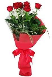 Çiçek yolla sitesinden 7 adet kırmızı gül  Manisa yurtiçi ve yurtdışı çiçek siparişi