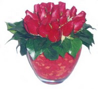 Manisa çiçek yolla  11 adet kaliteli kirmizi gül - anneler günü seçimi ideal