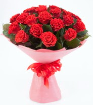 12 adet kırmızı gül buketi  Manisa güvenli kaliteli hızlı çiçek