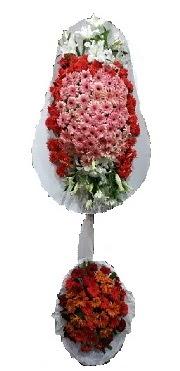 çift katlı düğün açılış sepeti  Manisa yurtiçi ve yurtdışı çiçek siparişi