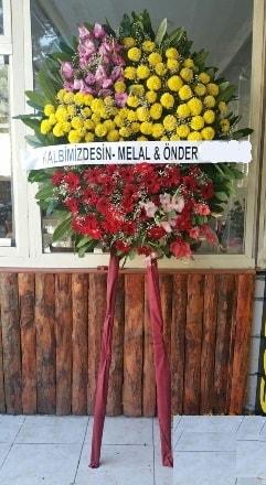 Manisa çiçek , çiçekçi , çiçekçilik  Cenaze çiçek modeli
