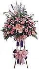 Manisa çiçekçiler   Ferforje Pembe kazablanka
