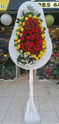 Tek katlı düğün nikah açılış çiçeği  Manisa İnternetten çiçek siparişi