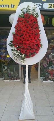 Tek katlı düğün nikah açılış çiçeği  Manisa çiçek yolla