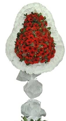 Tek katlı düğün nikah açılış çiçek modeli  Manisa çiçek gönderme