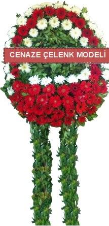 Cenaze çelenk modelleri  Manisa ucuz çiçek gönder