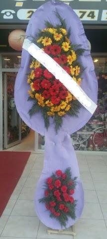 Çift katlı nikah düğüne çiçek modeli  Manisa çiçek yolla , çiçek gönder , çiçekçi