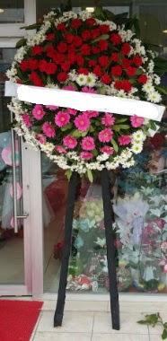 Cenaze çiçek modeli  Manisa çiçek yolla , çiçek gönder , çiçekçi