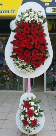 Çift katlı düğün nikah işyeri açılış çiçeği  Manisa cicek , cicekci