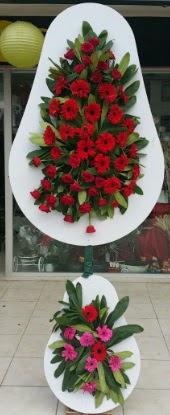 Çift katlı düğün nikah açılış çiçek modeli  Manisa çiçek yolla , çiçek gönder , çiçekçi