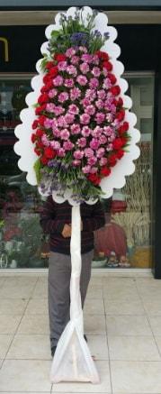 Tekli düğün nikah açılış çiçek modeli  Manisa hediye sevgilime hediye çiçek