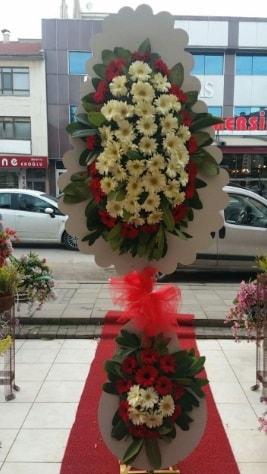 Çift katlı düğün açılış çiçeği  Manisa hediye sevgilime hediye çiçek