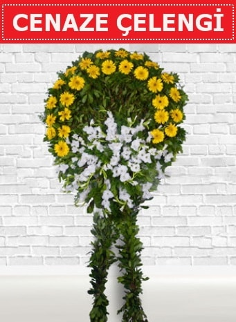 Cenaze Çelengi cenaze çiçeği  Manisa cicekciler , cicek siparisi