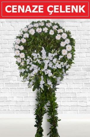Cenaze Çelenk cenaze çiçeği  Manisa hediye sevgilime hediye çiçek