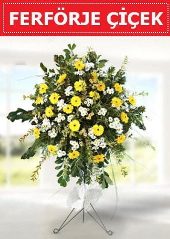 Ferförje çiçeği modeli  Manisa cicekciler , cicek siparisi