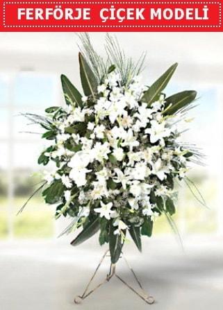 Ferförje çiçek modeli  Manisa çiçek servisi , çiçekçi adresleri